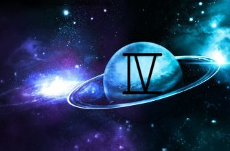 Сатурн в 4 доме